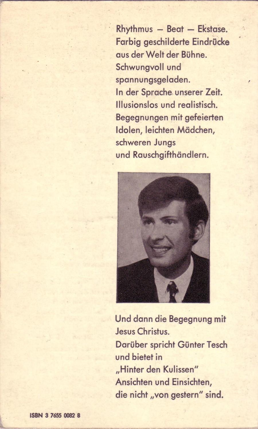 Günter Tesch - Meinst Du Wirklich? / The Woman